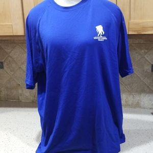 Wounded warrior under armour shirt
